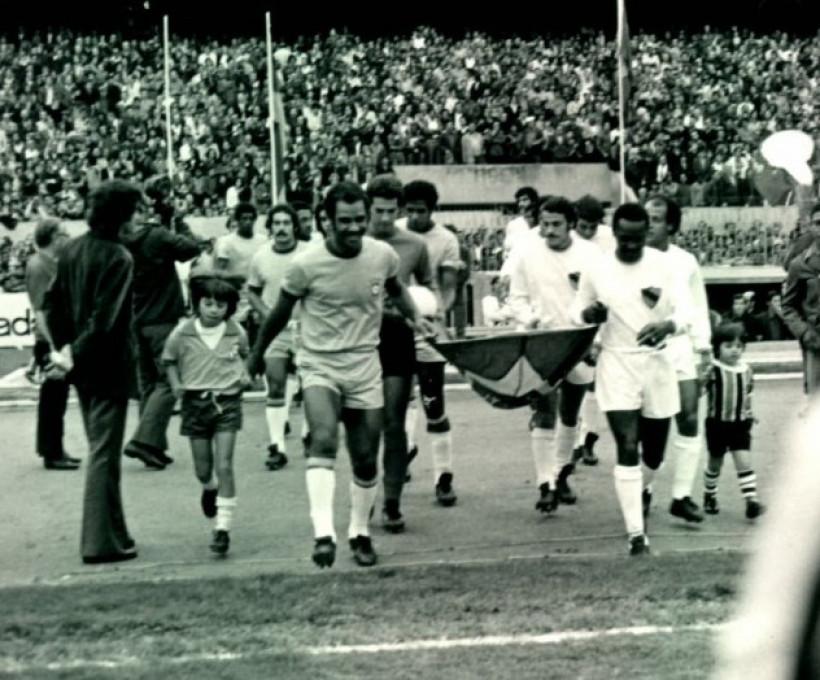 17/06/72: Seleção Gaúcha x Seleção Brasileira