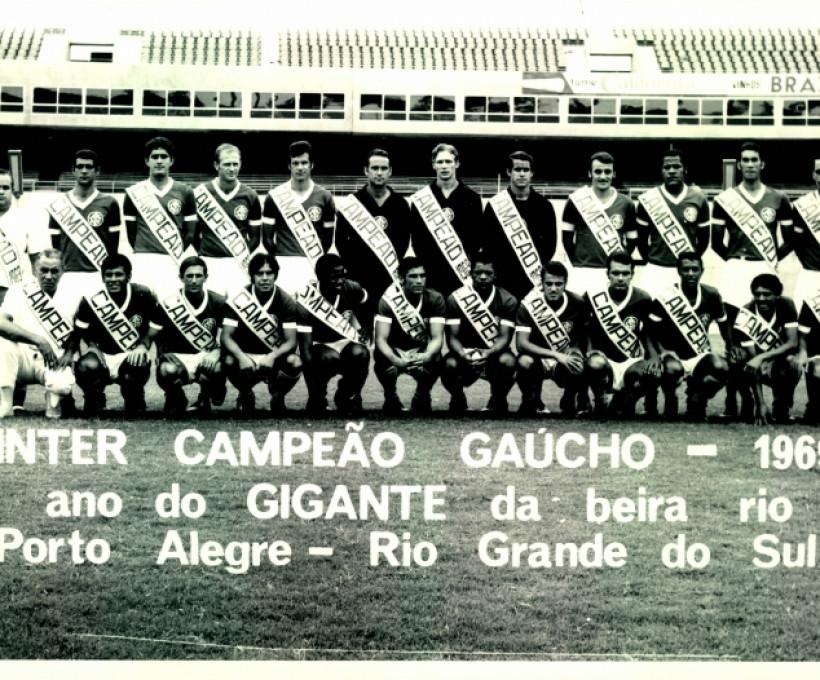 17/12/1969: 1ª Conquista do Gauchão