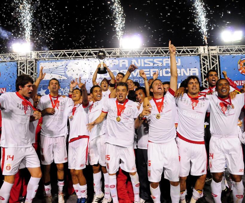 03/12/2008: Final da Copa Sul Americana
