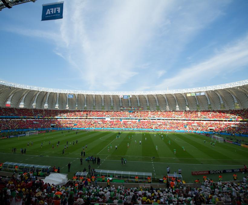 15/06/2014: Copa do Mundo no Beira-Rio