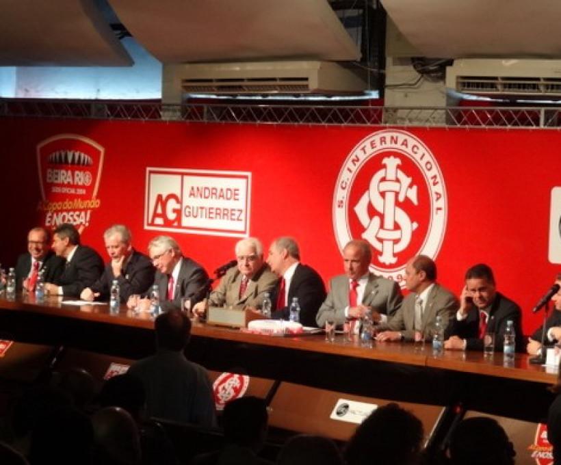 19/03/2012: Parceria Internacional e Brio