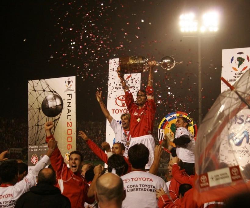 16/08/2006: Inter - Campeão da Libertadores