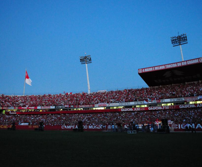 07/12/2010: Estádio entra para Guinness Book