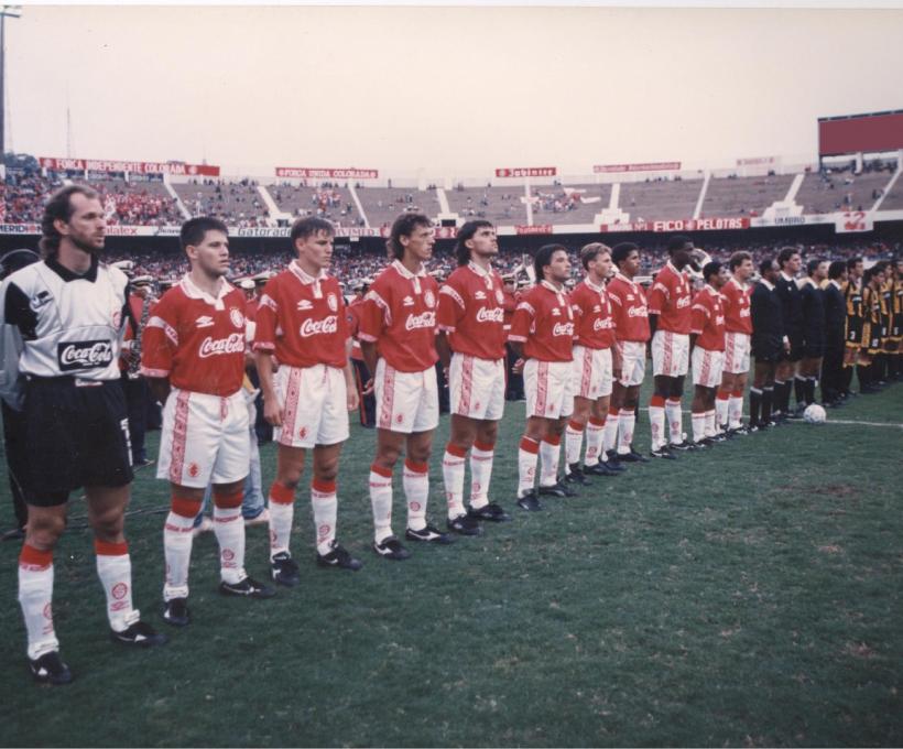23/04/1994: Campeão Torneio 25 Anos Beira-Rio